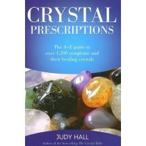 Crystal Prescriptions by Judy H. Hall, 9781905047406