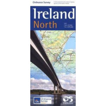 Holiday Map North: 2011 by Ordnance Survey of Northern Ireland, 9781905306619