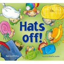 Hats Off! by Neil Griffiths, 9781905434831