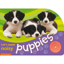 Noisy Puppies by Chez Picthall, 9781905503186