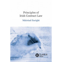 Principles of Irish Contract Law by Mairead Enright, 9781905536108