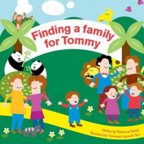Finding a Family for Tommy by Rebecca Daniel, 9781905664627