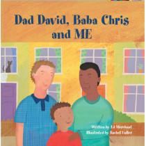 Dad David, Baba Chris and Me by Ed Merchant, 9781905664894