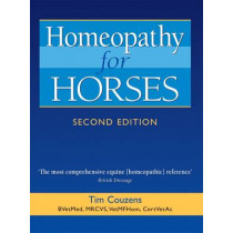 Homeopathy for Horses by Tim Couzens, 9781905693467