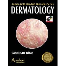 Mini Atlas of Dermatology by Sandeepan Dhar, 9781905740130