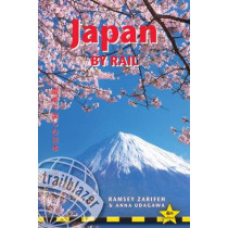 Japan by Rail: Includes Rail Route Guide and 30 City Guides, 9781905864751