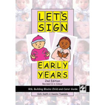 Let's Sign Early Years: BSL Building Blocks Child & Carer Guide by Cath Smith, 9781905913220