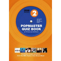 Popmaster Quiz Book by Phil Swern, 9781905959501