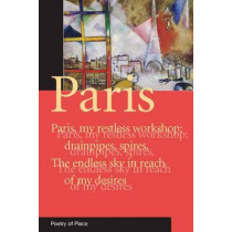 Paris: Poetry of Place by Hetty Meyric Hughes, 9781906011314