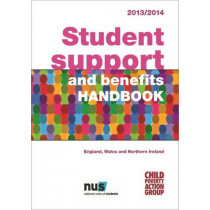Student Support and Benefits Handbook: England, Wales and  Northern Ireland 2014/15 by Child Poverty Action Group, 9781906076931