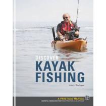 Discover Kayak Fishing by Andy Benham, 9781906095222
