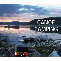 Canoe Camping by Tim Gent, 9781906095482