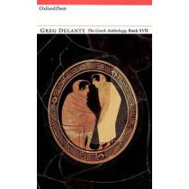 Greek Anthology by Greg Delanty, 9781906188054