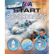RYA Start Powerboating by Jon Mendez, 9781906435479