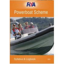 RYA Powerboat Scheme Syllabus and Logbook by RYA, 9781906435882