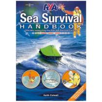 RYA Sea Survival Handbook by Keith Colwell, 9781906435967