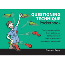 Questioning Technique Pocketbook by Gorden Pope, 9781906610500