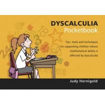 Dyscalculia Pocketbook: Dyscalculia Pocketbook by Judy Hornigold, 9781906610845