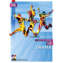 National 5 Drama Study Guide: N5 by Samantha Macdonald, 9781906736538