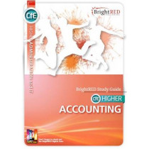 CfE Higher Accounting Study Guide by William Reynolds, 9781906736897