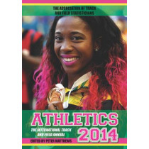 Athletics 2014 by Peter Matthews, 9781907524424