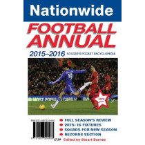 Nationwide Annual 2015-16: Soccer's Pocket Encyclopedia by Stuart Barnes, 9781907524486