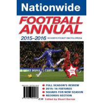 Nationwide Annual 2015-16: Soccer's Pocket Encyclopedia by Stuart Barnes, 9781907524486