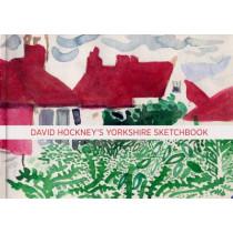 A Yorkshire Sketchbook by David Hockney, 9781907533235