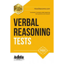 How to Pass Verbal Reasoning Tests by Richard McMunn, 9781907558726