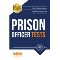 Prison Officer Tests by Richard McMunn, 9781907558887