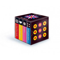 First Library Gift Cube by Chez Picthall, 9781907604935