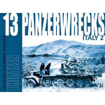 Panzerwrecks 13: Italy 2 by Lee Archer, 9781908032034