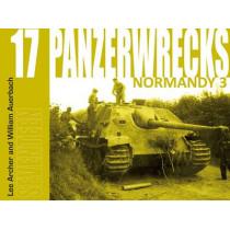 Panzerwrecks 17: Normandy 3 by Lee Archer, 9781908032096