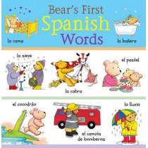 Bear's First Spanish Words by Catherine Bruzzone, 9781908164681