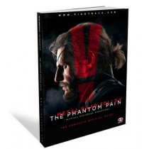Metal Gear Solid V: The Phantom Pain: The Complete Official Guide by Piggyback, 9781908172778