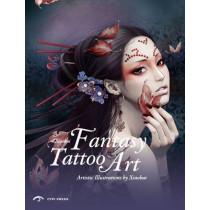 Fantasy Tattoo Art by Zhang Xiaobai, 9781908175083