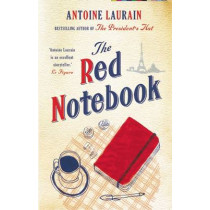 Red Notebook by Antoine Laurain, 9781908313867