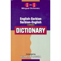 English-Serbian & Serbian-English One-to-One Dictionary by V. Kazanegra, 9781908357069