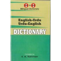 One-to-one dictionary: English-Urdu & Urdu-English dictionary, 9781908357595