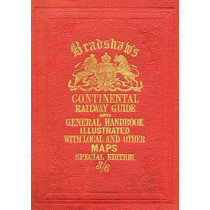 Bradshaw's Continental Railway Guide full edition, 9781908402479