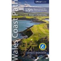 Llyn Peninsula: Wales Coast Path Official Guide: Bangor to Porthmadog by Carl Rogers, 9781908632241