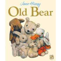 Old Bear by Jane Hissey, 9781908759993