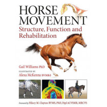 Horse Movement: Structure, Function and Rehabilitation by Gail Williams, 9781908809117