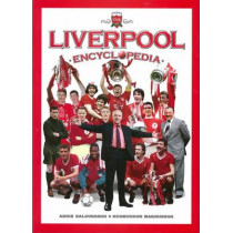 The Liverpool Encyclopedia by Arnie Baldursson, 9781909245082