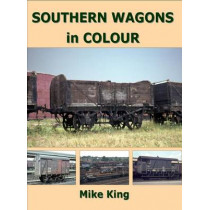 Southern Wagons in Colour by Mike King, 9781909328198