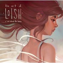 The Art of Loish: A Look Behind the Scenes by Lois Van Baarle, 9781909414280