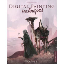 Digital Painting Techniques Volume 8 by 3dtotal Publishing, 9781909414372