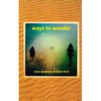 Ways to Wander by Clare Qualmann, 9781909470729