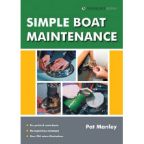 Simple Boat Maintenance by Pat Manley, 9781909911130