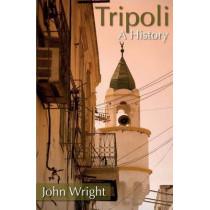 Tripoli: A History by John Wright, 9781909930193